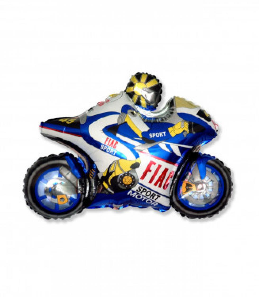 SUPERSHAPE MOTO GP BLU 901666AFX