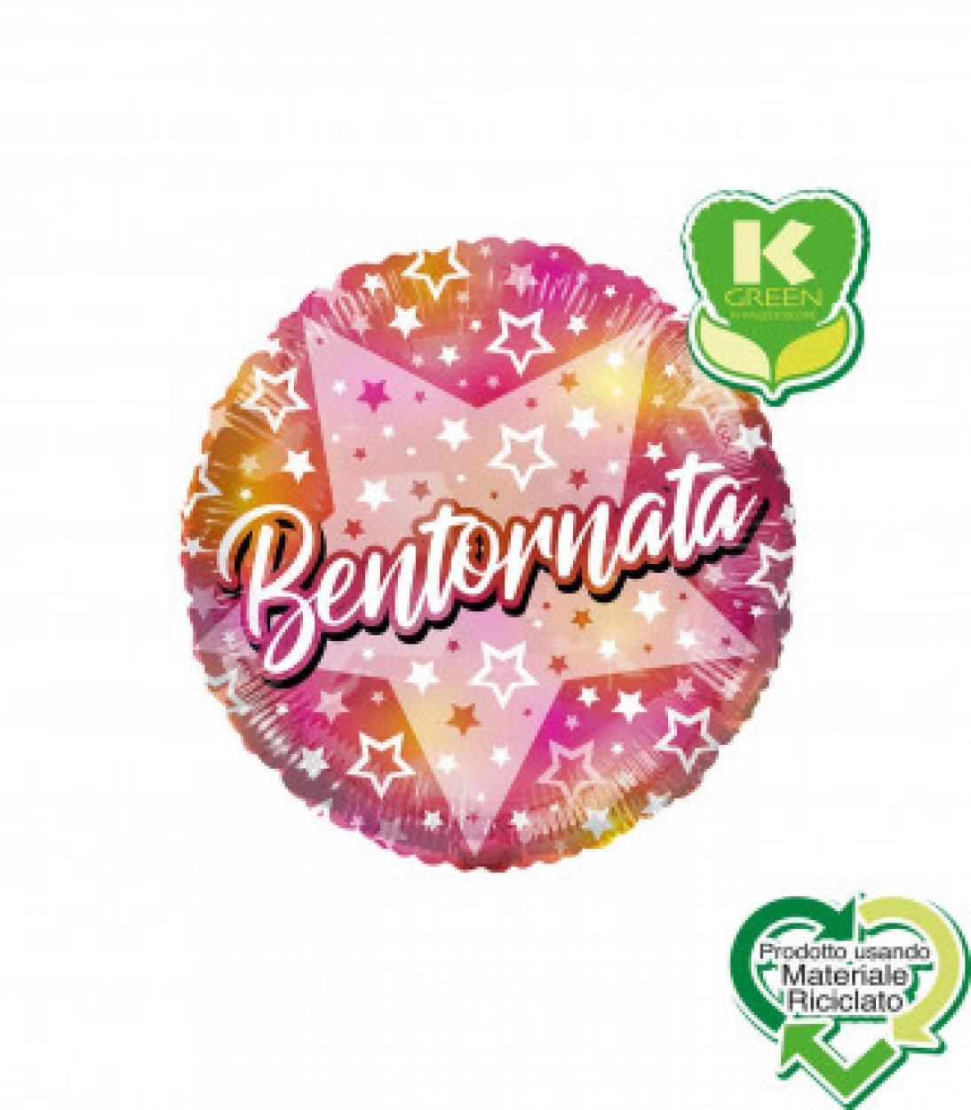 "FOIL 18"" BENTORNATA CM.45 996097"