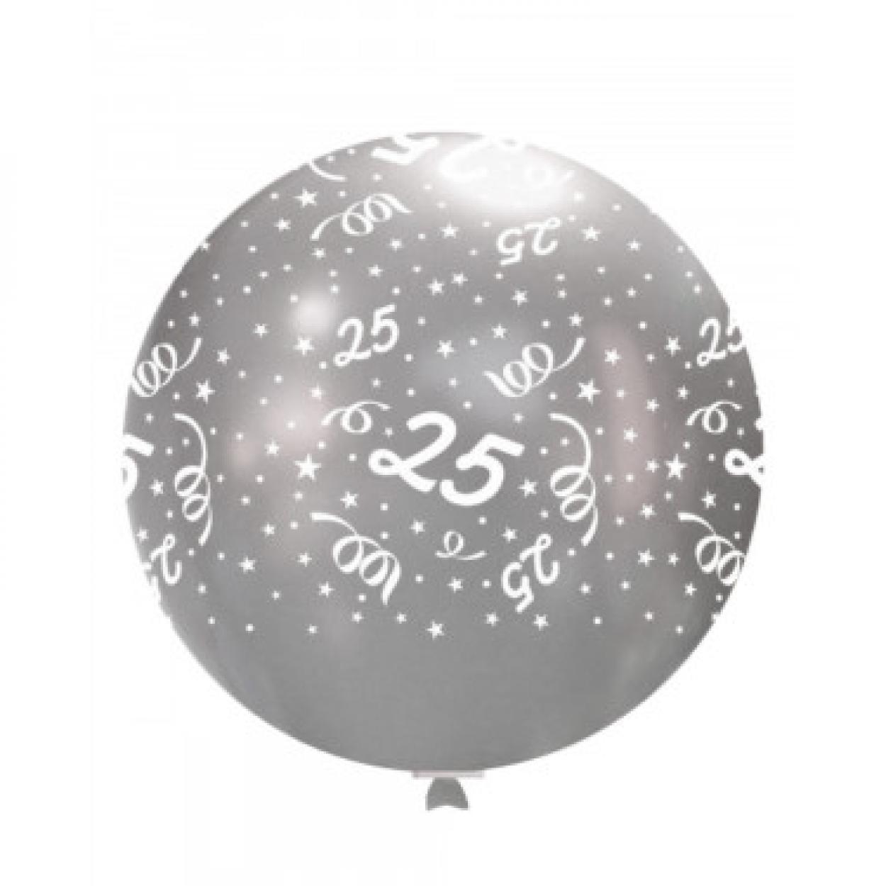 MONGOLFIERA 25° ANNIVERSARIO SILVER METAL PZ.2 GSMD220GLO29