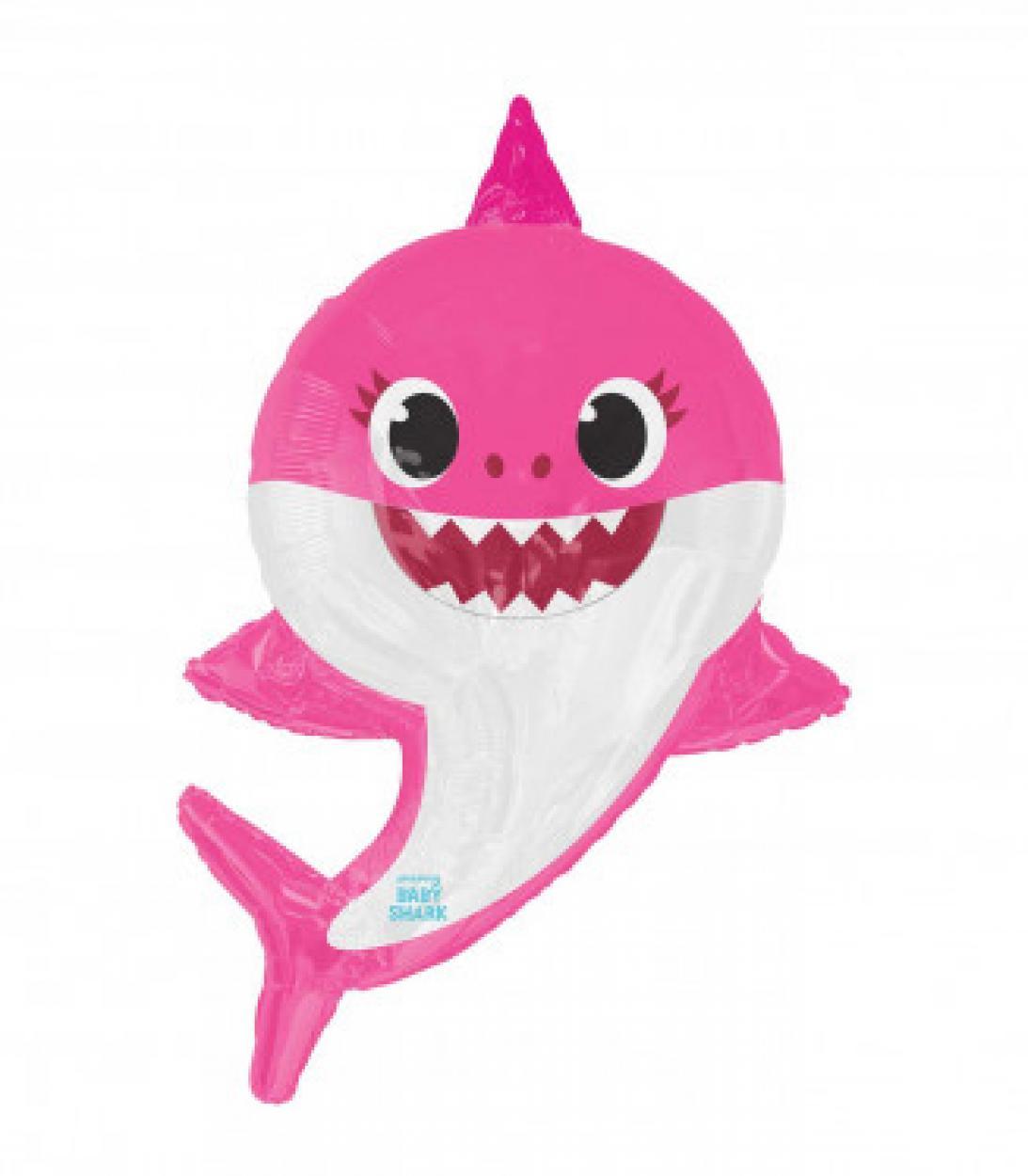 SUPERSHAPE BABY SHARK MAMMA SHARK 28793