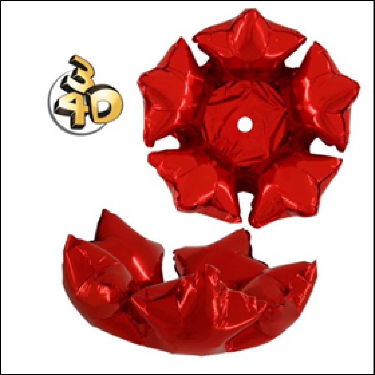 DECO STAR ROSSO WL75208