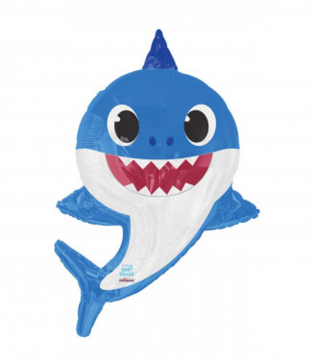 SUPERSHAPE BABY SHARK PAPA' SHARK 28791